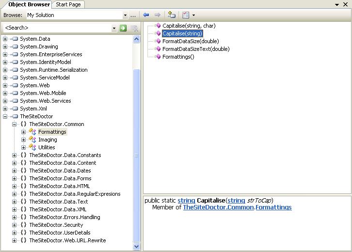 Importing/Referencing DLLs in Visual Studio | Call us on +44